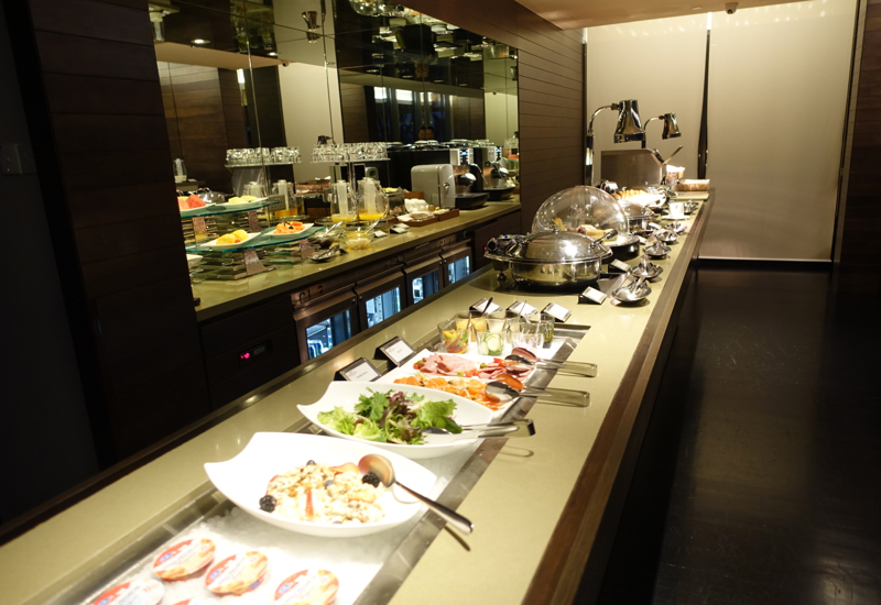 Review-Crowne Plaza Singapore-Club Lounge Breakfast Buffet