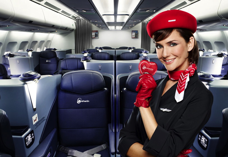 How to Select Air Berlin Business Class Seats Online