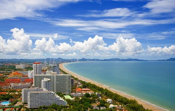 Jomtien Beach, Thailand