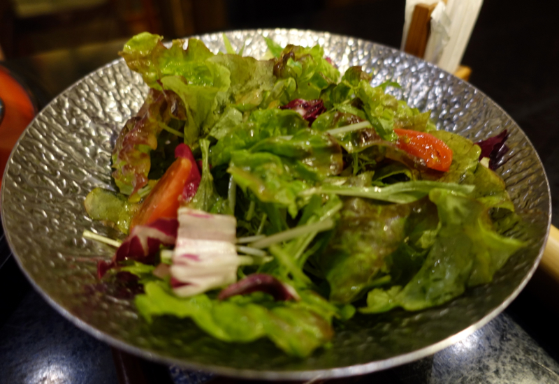 Salad, Kikuya Chrysanthemum House Review