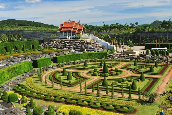 Nong Nooch Botanical Garden, Pattaya