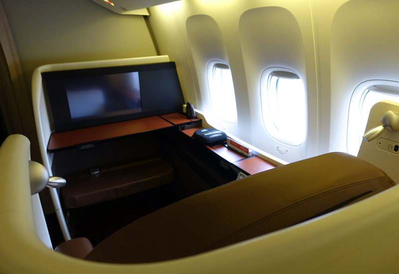 Top First Class Awards to Tokyo Japan-JAL First Class