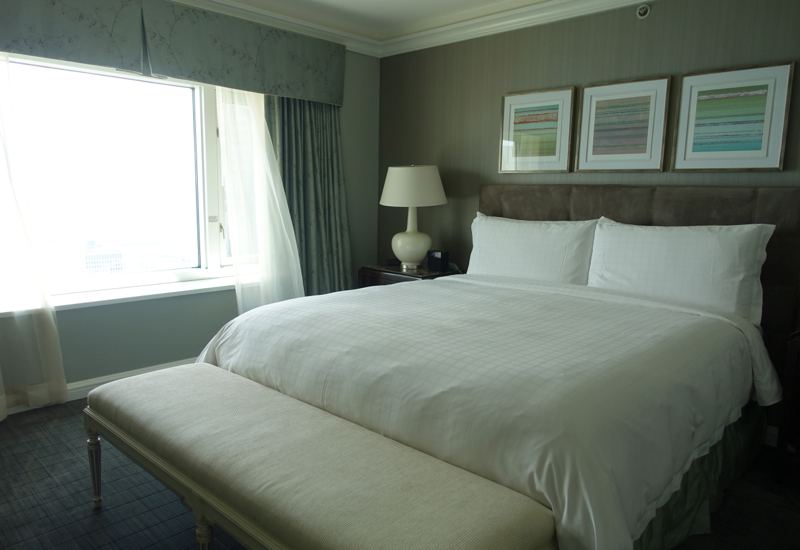 Review-Four Seasons Chicago Lake View Executive Suite