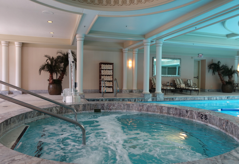 Review-Four Seasons Chicago-Spa Jacuzzi Whirlpool
