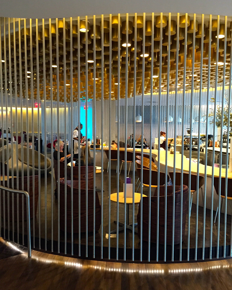 Review-Virgin Atlantic Clubhouse NYC JFK Airport