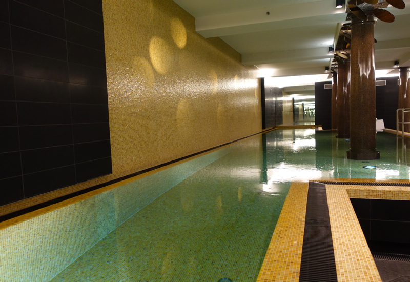Swimming Pool, Rocco Forte Hotel de Rome, Berlin