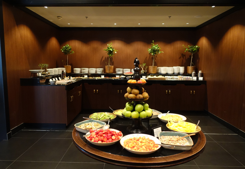 Breakfast Buffet, Rocco Forte Hotel de Rome, Berlin Review