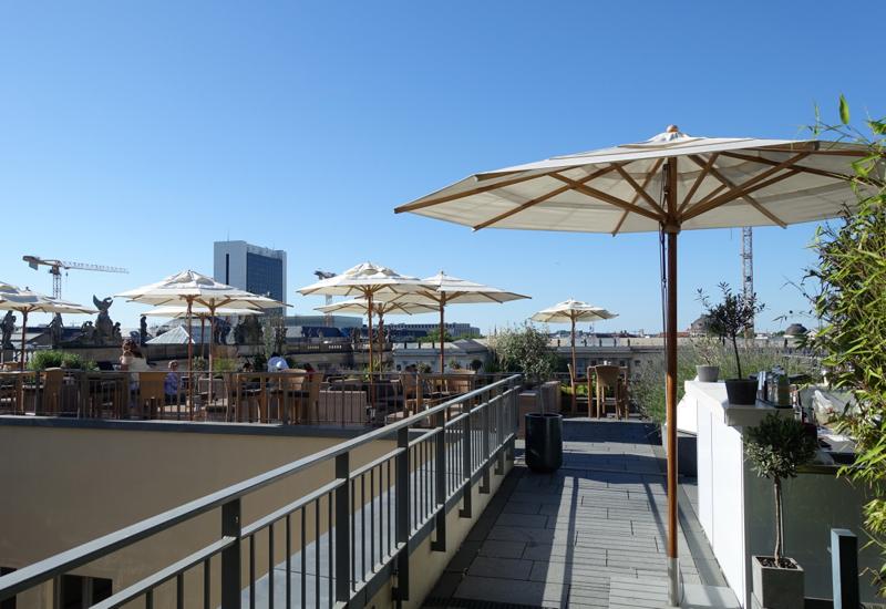 Review: Rocco Forte Hotel de Rome, Berlin