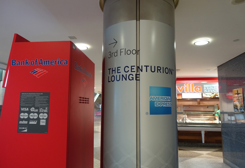 Review: AMEX Centurion Lounge, New York LGA Airport-3rd Floor Between Concourses B and C