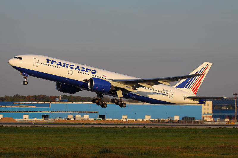 Is Transaero a Good Airline? Not If You Want Your Baggage to Arrive with You.