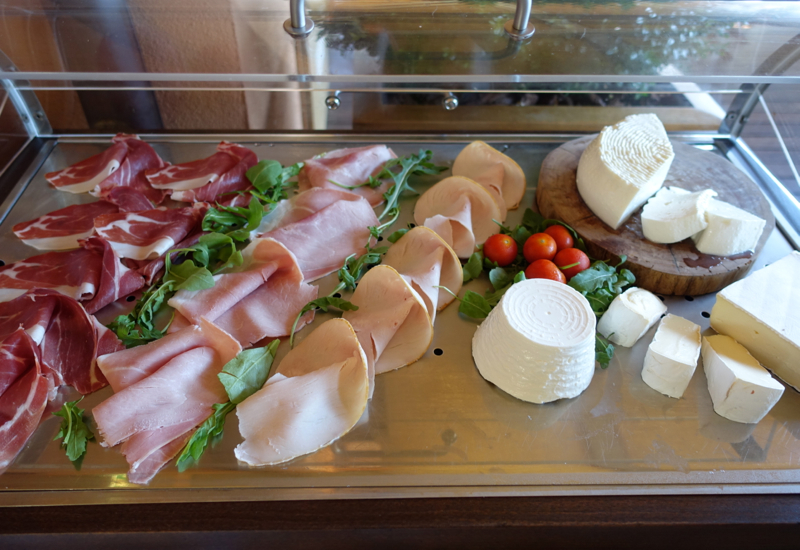 Review: Portrait Roma Breakfast-Cold Cuts and Cheeses