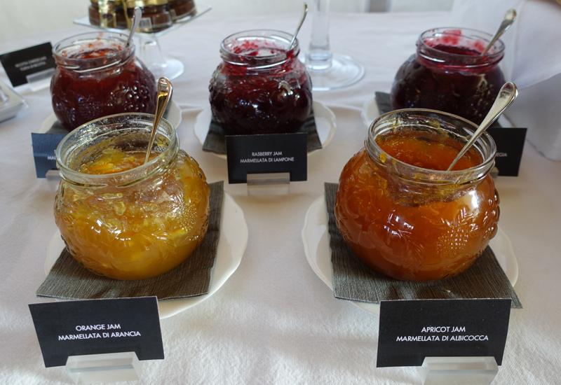 Review: Portrait Roma Breakfast Jams