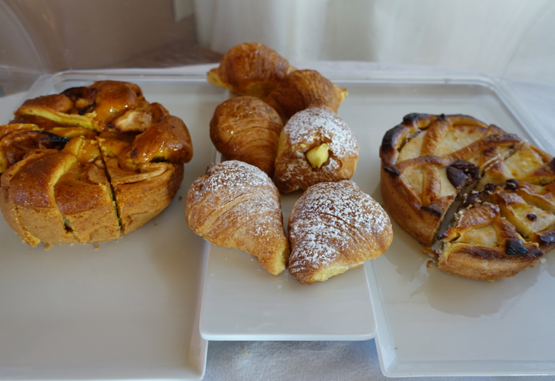 Review: Portrait Roma Breakfast Pastries