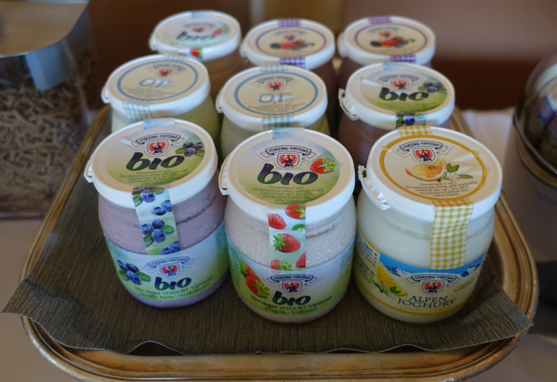 Review: Portrait Roma Breakfast Yogurts