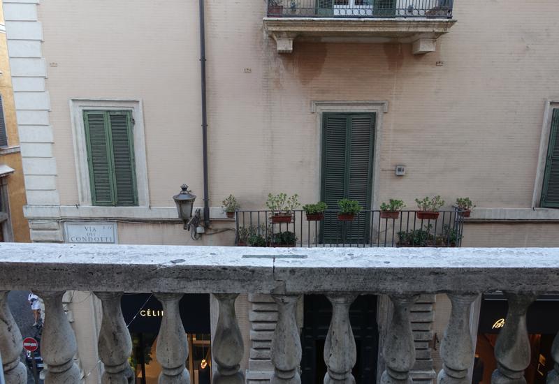 Review: Portrait Roma Junior Suite Private Balcony on Via Condotti