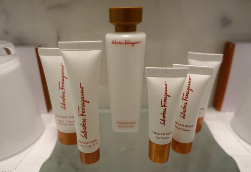 Review: Portrait Roma Salvatore Ferragamo Bath Products