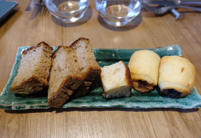 Marzapane Roma Review-Bread Basket