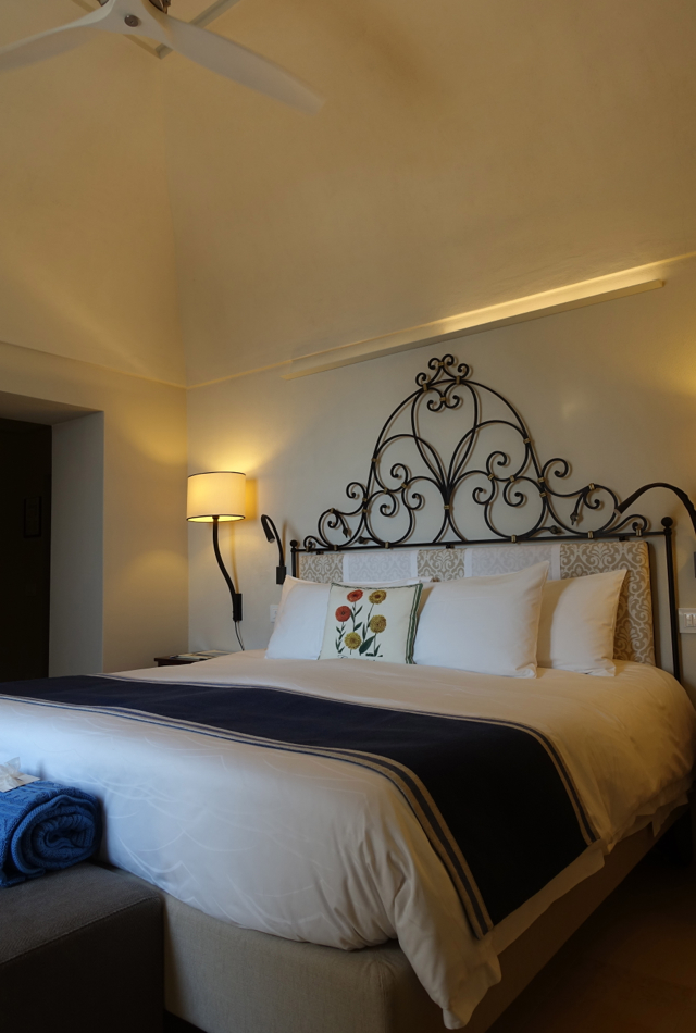 Review-Monastero Santa Rosa-Sea View Superior Room
