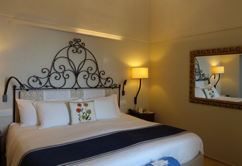 Review-Monastero Santa Rosa Hotel & Spa-Sea View Superior Room King Bed
