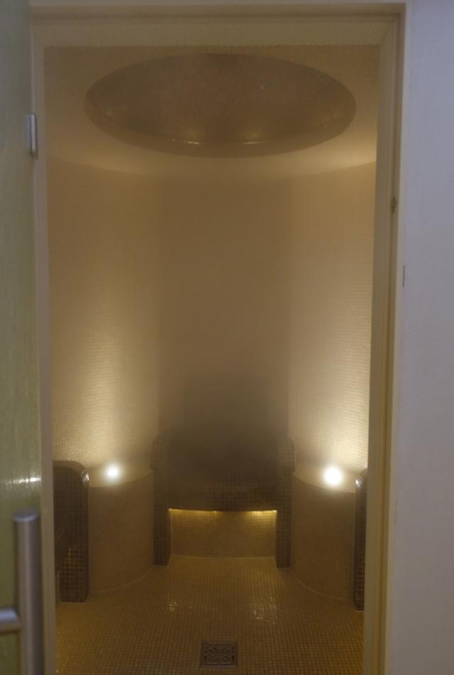 Herbal Steam Room, Monastero Santa Rosa Spa