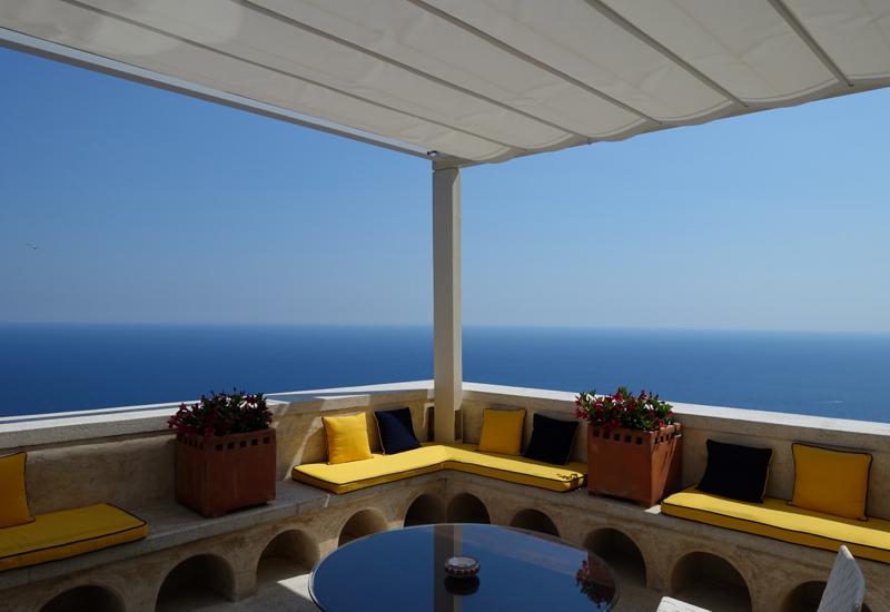 Review-Monastero Santa Rosa Hotel & Spa-Sunset Terrace Sea Views