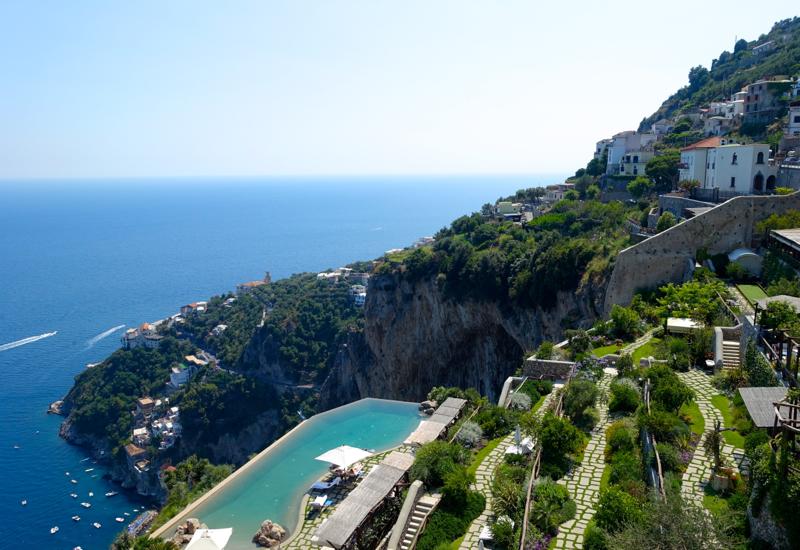 Review: Monastero Santa Rosa Hotel & Spa Amalfi Coast Italy