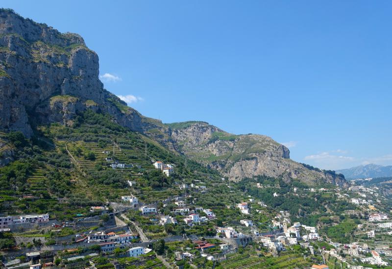 Review-Monastero Santa Rosa Hotel & Spa-Amalfi Coast-View from the Sunset Terrace