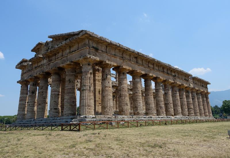Paestum - Temple to Hera (Poseidon)