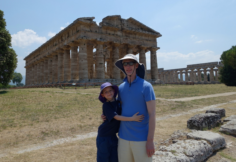 Paestum's Greek Temples: A Must See While Staying on the Amalfi Coast