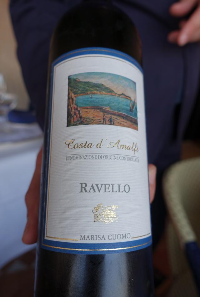 Marisa Cuomo Costa d'Amalfi Ravello White Wine