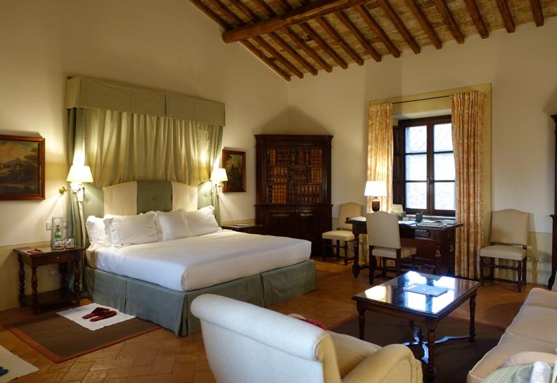 Review: Castello Banfi Il Borgo-Double Room Riserva
