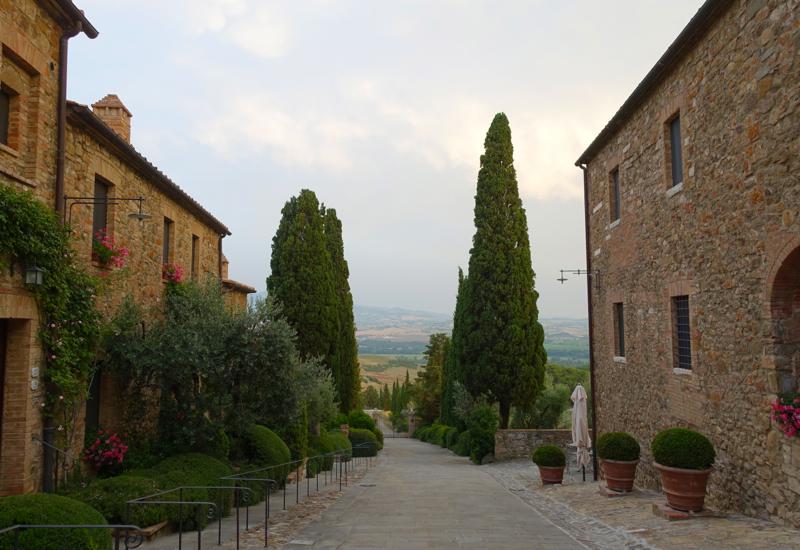 Review: Castello Banfi Il Borgo, Tuscany, Italy - Boutique Hotel
