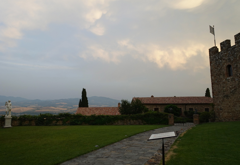Review-Castello Banfi Il Borgo: Path Towards Hotel