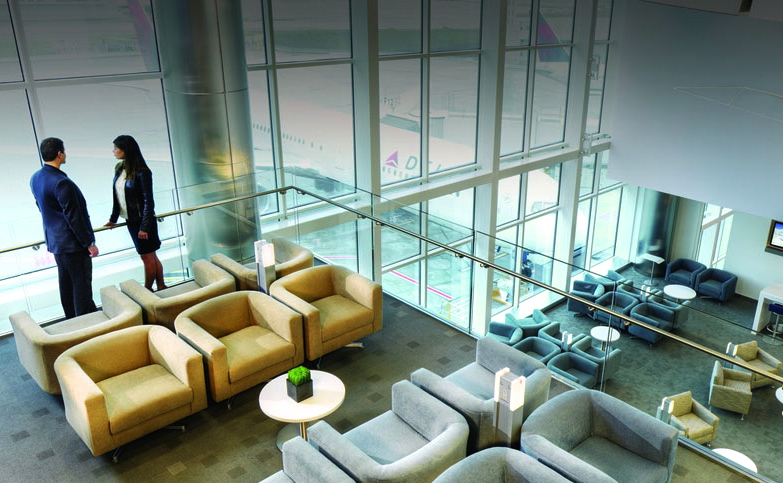 Delta Sky Club Lounge Access for Guests and Kids?