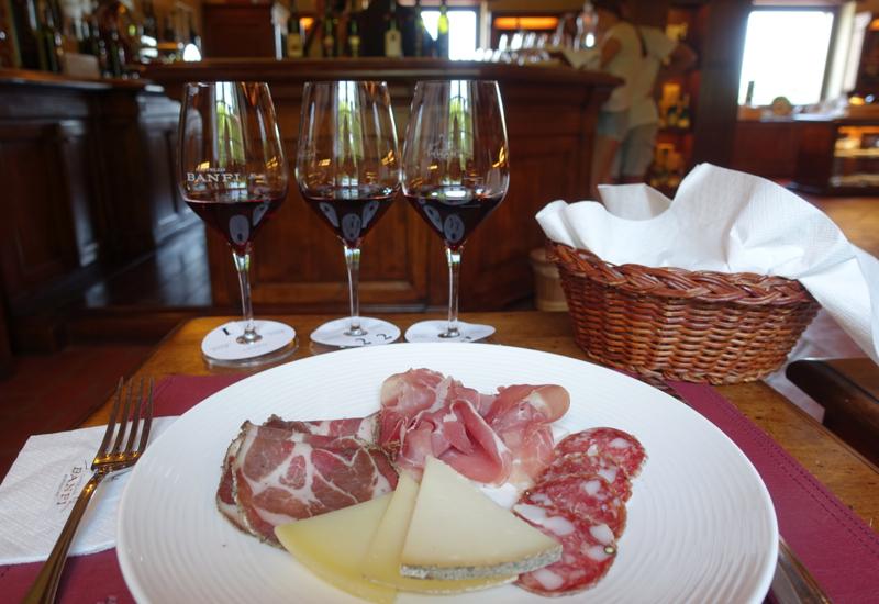 Castello Banfi Complimentary Wine Tasting, a Virtuoso Benefit