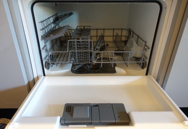 Mini Dishwasher, Portrait Firenze Suite Review
