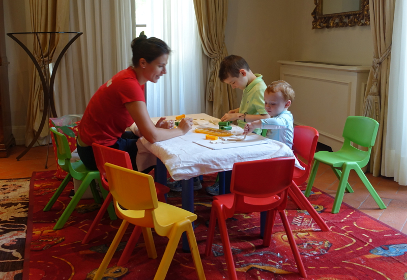 Complimentary Kids' Activities, Four Seasons Firenze, Florence