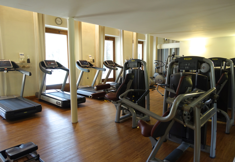 Fitness Center, Four Seasons Firenze, Florence