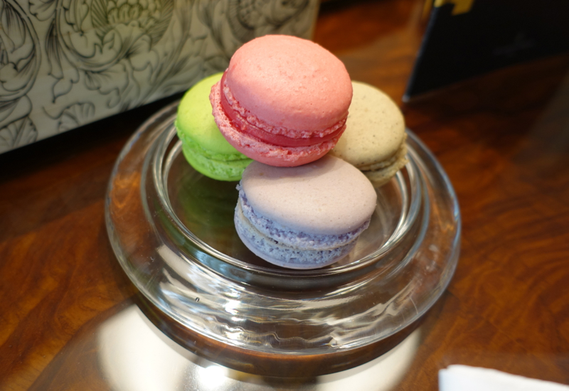 Macarons, Four Seasons Firenze Florence Review
