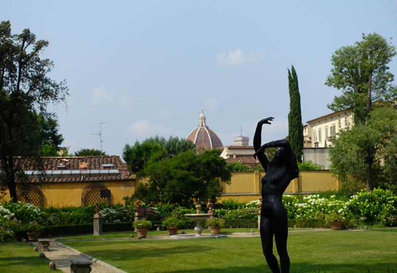 Review: Four Seasons Firenze, Florence-View of Duomo