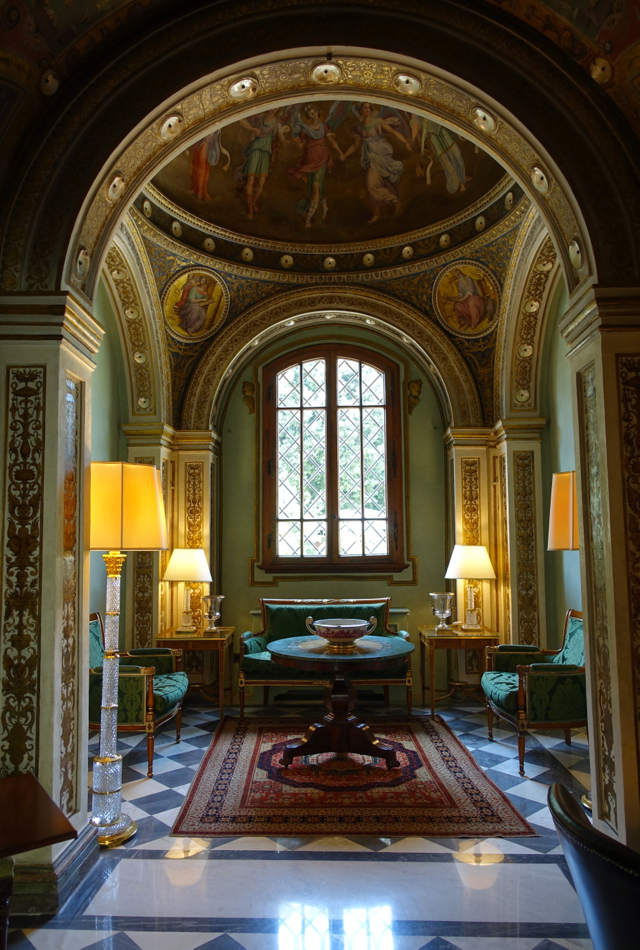 Review-Four Seasons Firenze Florence-Palazzo Chapel
