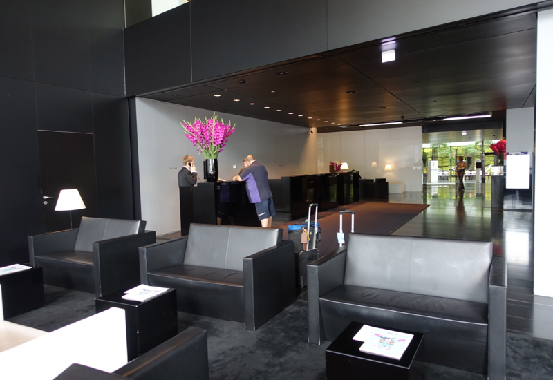 Review: Sofitel Vienna Stephansdom Lobby