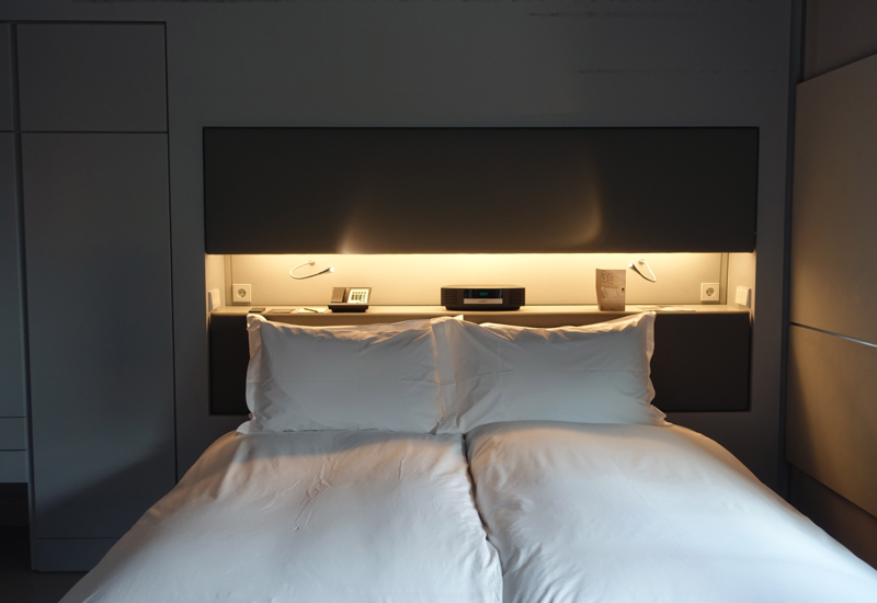 Bed, Sofitel Vienna Stephansdom
