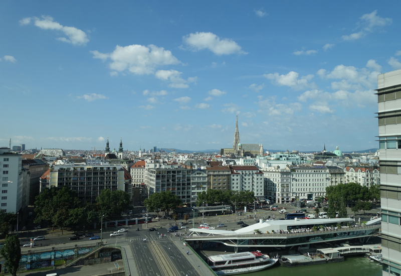 Review: Sofitel Vienna Stephansdom View from Luxury Room