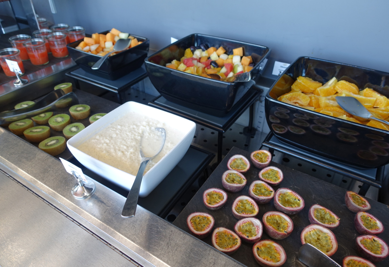 Fresh Fruit, Breakfast Buffet at The LOFT, Sofitel Vienna Stephansdom
