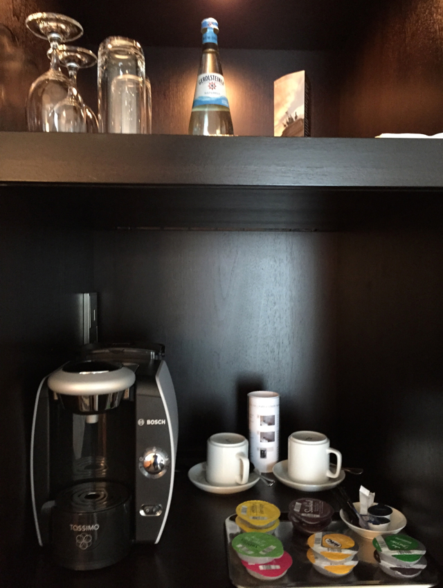 Bosch Coffee Maker, InterContinental Berlin