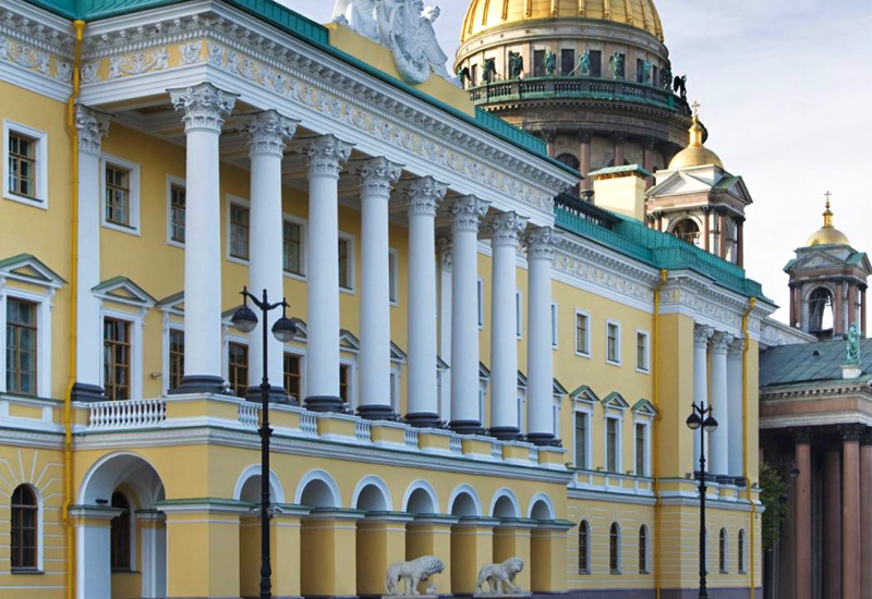 Where to Travel with the Strong USD-St Petersburg Russia