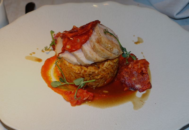 Labstelle Pork with Rice, Labstelle Wien, Vienna
