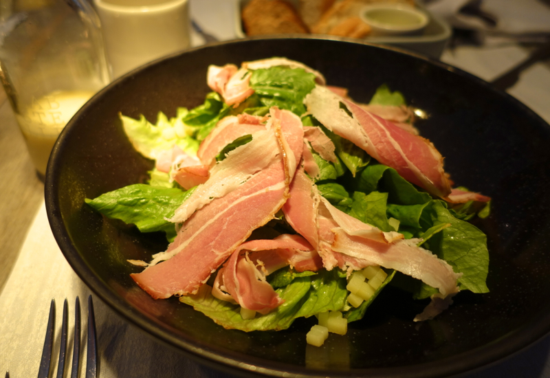 Romana Salad with Bacon, Labstelle Wien, Vienna