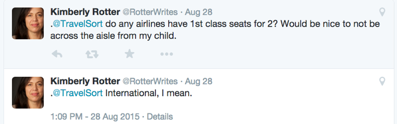 Flying First Class with Kids: Which Airlines?
